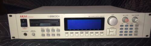 Akai S2800i Digital Sampler