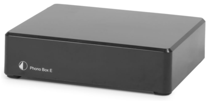 Pro-Ject Phono Box E Phono Preamplifier for Turntable Amplifier