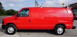 2011 Ford E-250 Fully Loaded.  $500.00 Down