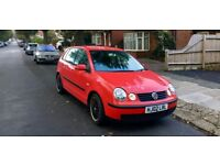 VW POLO Great First Car for young driver. Brand new MOT!!!