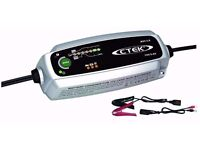 CTEK Multi MXS 3.8A 12V Car Bike Battery SMART Trickle Charger & Conditioner