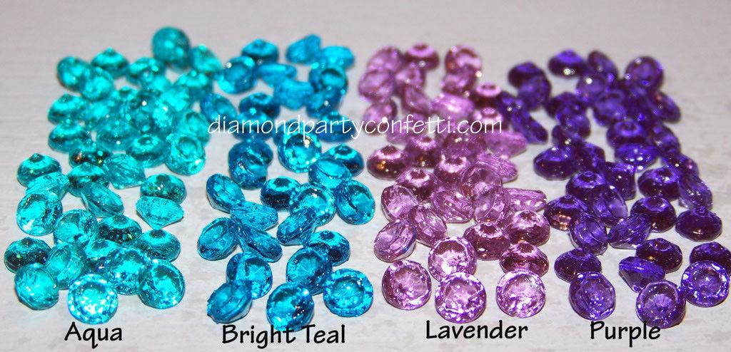 isomalt diamonds