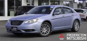 2012 Chrysler 200 LIMITED! HEATED LEATHER! NAV!