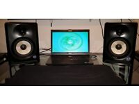 RCF AYRA 6 Active Studio Monitor Speakers (PAIR) - £170 ovno Call or msg on 07547 347 537 not krk