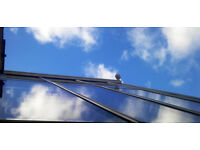 Commercial or Office Window Cleaning, Carpet Cleaning, Gutter Cleaning, Roof Cleaning