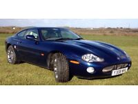 XKR Jaguar with low miles, mechanically excellent.
