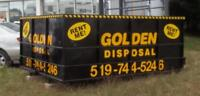 Waste/Garbage/ Dumpster Bin Rentals    -  Reasonable Rates!