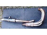 Suzuki Bandit GSF 600 mk1 Exhaust System