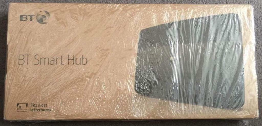 Brand New Sealed BT Hub 6