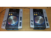 Swap Pioneer CDJ 200's/Professional Decks (Pair) for a good quality Mountain Bike