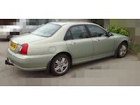 Rover 75, 2.0 diesel, smart, comfortable, great running car for very little money
