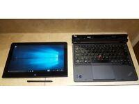 Lenovo Helix 2in1 Touchscreen Ultrabook laptop Full HD 1920x1080 Intel Core i5 -3rd gen processor