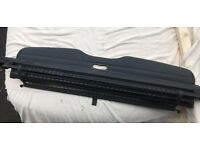 BMW 5 Series Touring Estate rear load cover and dog guard