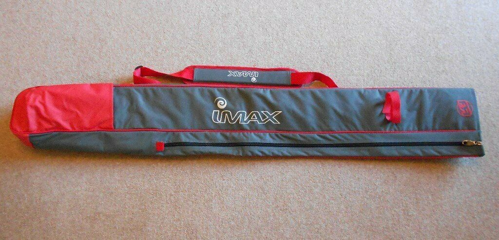 513e45f572a Imax FR Day Quiver Rod Holdall Sea Fishing Rod Bag, as new.   in ...