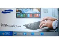 samsung smart tv wireless key board