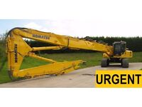 DIGGERS WANT£D FOR EXPORT! ALL MAKES/MODELS!!!!!!!!!!
