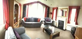 Willerby Static Caravan for Sale in Morecambe, Lancashire. Payment Options Available.