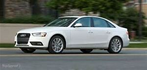 2014 Audi A4 2.0 - AWD - LEATHER - SUNROOF - 6 SPD