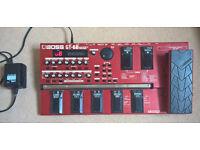 Boss GT-6b Bass multi effects pedal