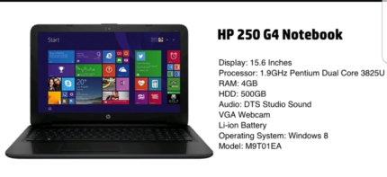 hp laptop perfect for home or office