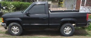 1995 GMC Sierra 4x4 SHORTBOX Automatic