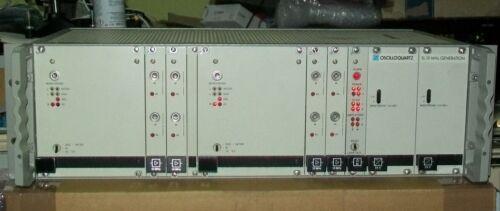 OSCILLOQUARTZ OSA 5545 equipment ( frequency standard calibrator ?? ) READ !