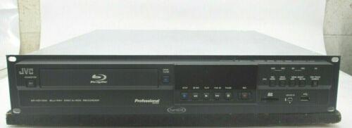 JVC SR-HD1500 PRO BLU-RAY DISC RECORDER PLAYER
