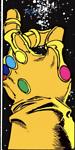 Thanos Snaps