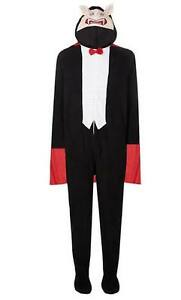 Brand New Adult Dracula Onesie Medium & Large Available Clearview Port Adelaide Area Preview