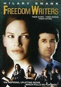 Freedom Writers DVD