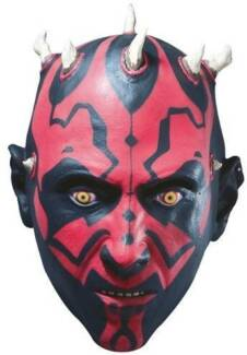 Star Wars Adult Darth Maul Costume St Ives Ku-ring-gai Area Preview