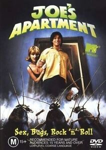 Joe-039-s-Apartment-DVD-2003-REGION-4-NEW-AND-SEALED-FREE-POST-AUSTRALIA-WIDE