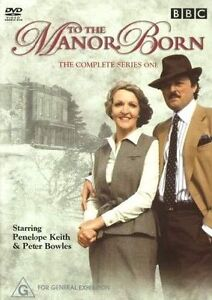 To-The-Manor-Born-Series-1-DVD-2004-2-Disc-Set