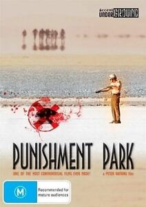 Punishment Park (DVD, 2008) New & Sealed