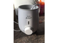 Brand new Avent bottle warmer