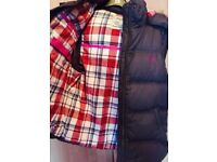 Jack wills gilet / body warmer size 8