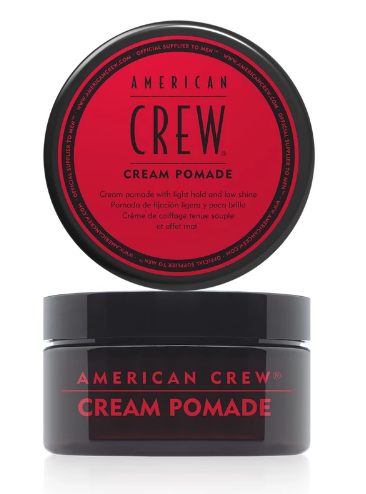 Cream Pomade Light Hold & Low Shine 85gr