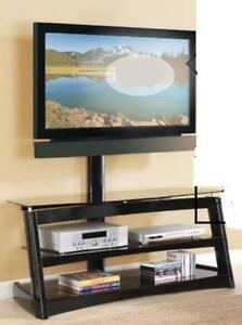 "TV STAND FOR 50"" OR SMALLER XLCL1252G-GB $189.00 SAVE $210"