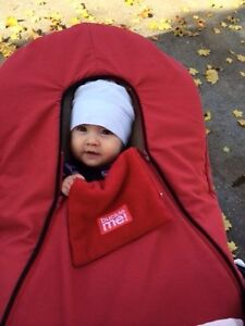 Baby Parka winter car seat cover
