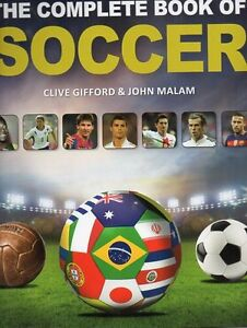 COMPLETE BOOK OF SOCCER HISTORY & TOURNAMENT GUIDE SAVE $35