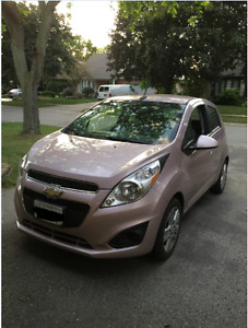 2013 Chevrolet Spark Hatchback *WITH WINTER TIRES & RIMS*