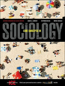 CORE CONCEPTS IN SOCIOLOGY W/ MySocLab (2nd Canadian Edition)