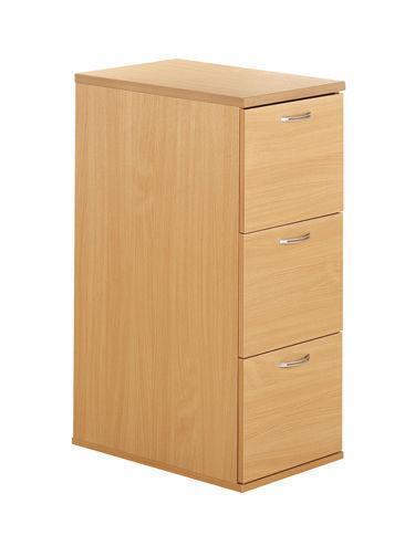 3 Drawer Wooden Filing Cabinet Ebay