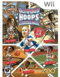 Basketball Hall of Fame: Ultimate Hoops Challenge - Wii Standard