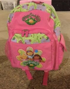 Cabbage Patch Rolling Backpack