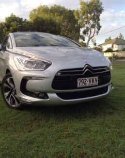 2013 Citroen DS5 Hatch **12 MONTH WARRANTY** Coopers Plains Brisbane South West Preview