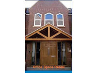 ** Coleshill Road - Birmingham Int. Airport (B37) Serviced Office Space to Let