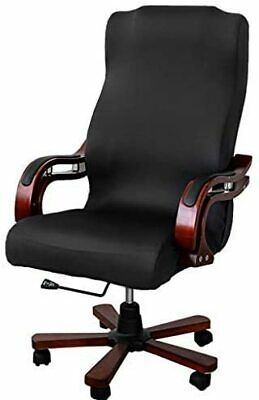 Back Office Chair Covers Stretchy For Computer Chairdesk Chairboss Chair
