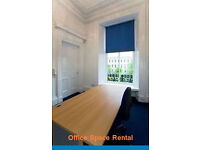 Co-Working * Newton Place - G3 * Shared Offices WorkSpace - Glasgow
