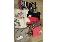 Bundle of girls clothes 4-6 5-6